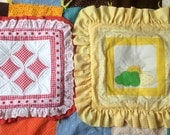 Vintage Throw Pillow Covers