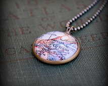 popular items for french quarter map on etsy