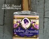 Historically Inspired: 1920's Violette Coquette Eau De Parfum