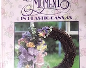 Precious Moments in Plastic Canvas, Hard Cover Pattern Book