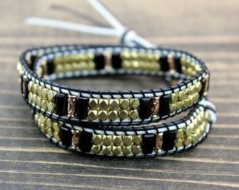 Sun Kiss Wrap Bracelet