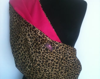 Baby Sling  Baby Carrier - Cheetah - Free Shipping on Second Item