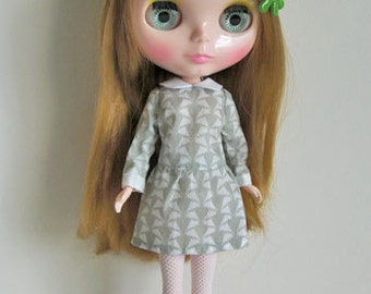 Drop waist fuji dress for Blythe