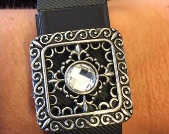Fitbit Bling Flex Charge Hr Surge bracelet Diamond charm SALE SPECIAL PRICE