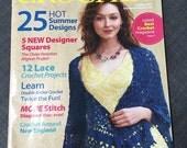 Interweave Crochet Magazine Summer 2010