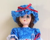 Vintage Sleepy Eyes Doll with Head and Arms Movement