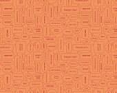 Sale!!  Modern Texting Orange (C4767-Orange) - cut options available