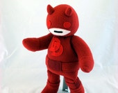 Cuddly Plush Man Without Fear