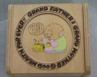 Made in Japan Good Health Forever Box for Grand Parents