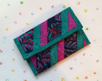 Quilted Coin Purse (CP134)