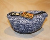 Crocheted Change/Coin Purse or Pouch