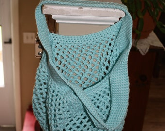 Handmade 100% Cotton Market/ Beach Bag