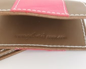 Customized Engraving on any Gathered & Sown Leather accessory (less than 20 letters)