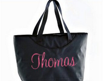 Personalized Insulated Tote