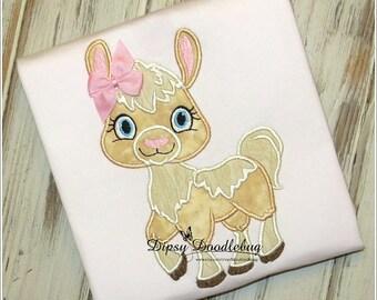 Llama Shirt - Pretty Llama Girls Shirt- Sweet Llama Girls Shirt- Custom Llama Shirt- Girls Custom Llama Shirt - Personalization Available