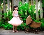Ballet Pink Pettiskirt by Dreamspun - Tutu Petti Skirt