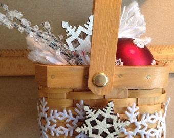 Holiday Basket Arrangement