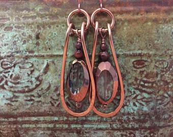 Copper dangles