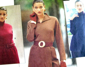Vogue 2737 Top or Tunic  Oscar de la Renta Vogue American Designer / Size 12 14 16 Uncut FF