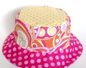 Baby girl sun hat, bucket...