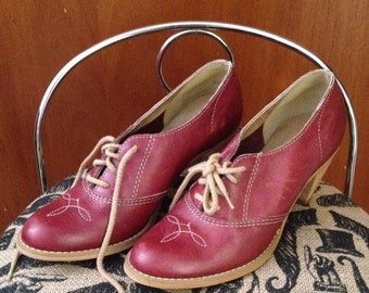 Amazing oxford heels