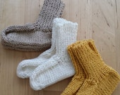 Newborn knit Sock, Baby sock,  Cotton socks, handknit baby sock, Baby gift,  Welcome Baby, Baby Sock Canada, Newborn Sock Montreal