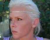 Fairytale Circlet, Silver Crown Jewelry Headband