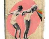Feeling Alliance - Giclee Art Print - 8x10