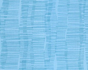Rare Erin McMorris Urban Garden for Free Spirit Fabric Division of Westminster Fabric D1637-0240 Blue