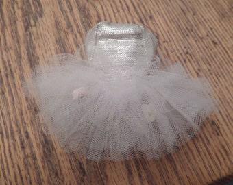 Vintage 1961-1965 # 989 Barbie Ballerina Tutu