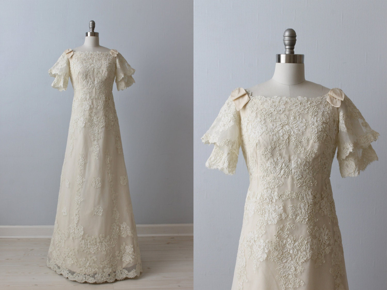 1970s wedding dresses vintage 70s wedding gown a line for 1970s vintage wedding dresses