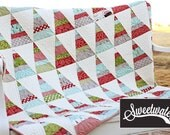 WINTER SALE - Holly's Tree Farm - Quilt Kit - by Sweetwater for Moda