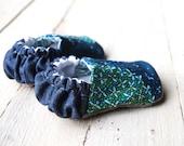 Night Garden Reversible Baby Shoes