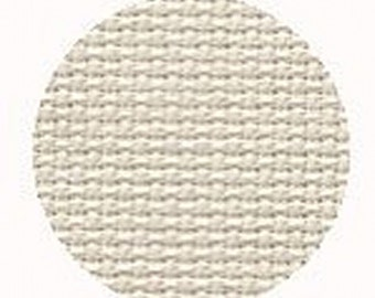 "Wichelt-Permin Aida Premium Fabric - White Chocolate 16 count 18"" x 25""  355-94A - Counted Cross Stitch, Needlework"