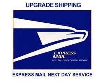 Express Mail USPS domestic Upgrade