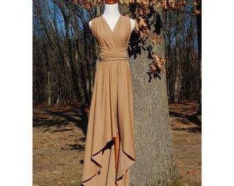 USA, Convertible dress, infinity dress, bridesmaids dress