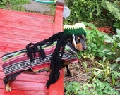 Jamaican  Costume from the Hollywood Movie Wiener Dog Internationals As seen on New Day NW