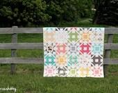 Dashing  Pattern #101 PDF quilt pattern