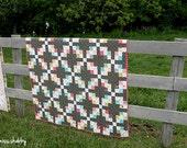 Gingersnap Pattern #104 PDF quilt pattern