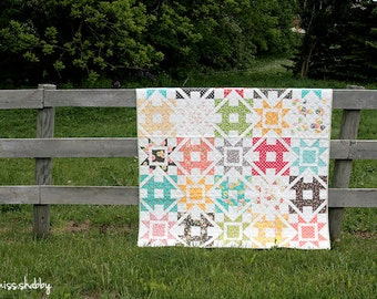 Dashing  Pattern #101 PDF quilt pattern