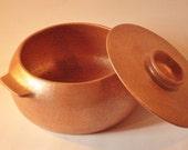 Ceramics and Pottery 4 Qt. Handmade Micaceous Clay Cookware, Soup Pot, Rice Pot, Stew Pot, Chili Pot, Handmade Pottery, Kitchenware