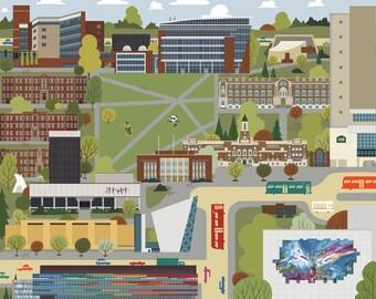 Edmonton - University of Alberta