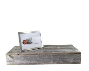 Reclaimed Wood Floating Shelf - Rustic Wall Shelves