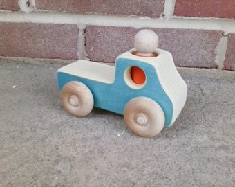 Wooden Toy Truck - a waldorf inspired toy