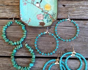 Baja Hoops: Turquoise nuggets