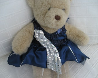 Teddy Bear Clothes, Celeste Skirt andTop