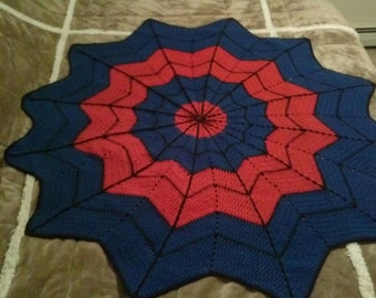 Superhero Blanket, shipping included in price
