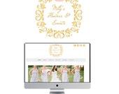 Website, Web Site Design, Web Design, Custom Web Design, Custom Design, Branding, Editable Web Site, WordPress, CMS, Camille Chung