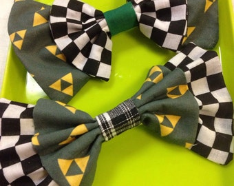 Zelda Triforce bow