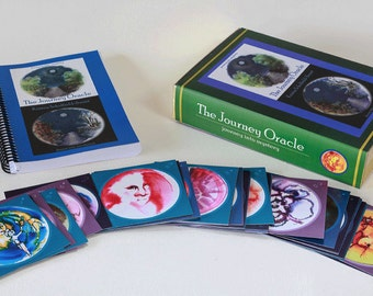 Oracle cards to access inner wisdom